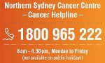 Cancer Helpline 1800 965 222