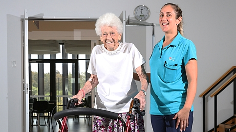 Rehabilitation and Aged Care Network